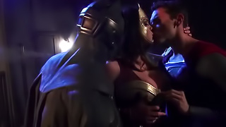 Batman V Superman XXX: An Axel Braun Parody - Scene 5