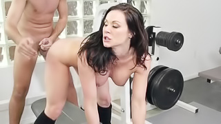 Going Deep at the Gym