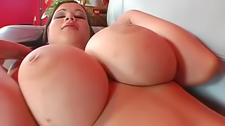 Beautiful Woman With huge Tits