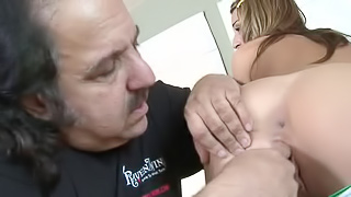 Ron Jeremy Fucks 18yo Fan