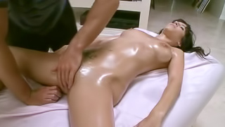 Hot Big Tit April Gets Wet Lusty Massage