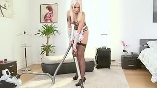 Wet maid